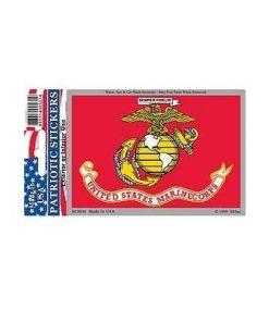 Marines Corps USMC EGA Full Color II Window Decal Sticker Licensed