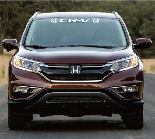 Honda CRV Windshield Banner Decal Sticker