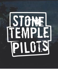 Stone temple Pilots Decal Sticker