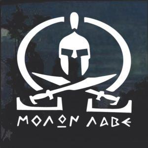 Molon Labe Spartan Helmet D1