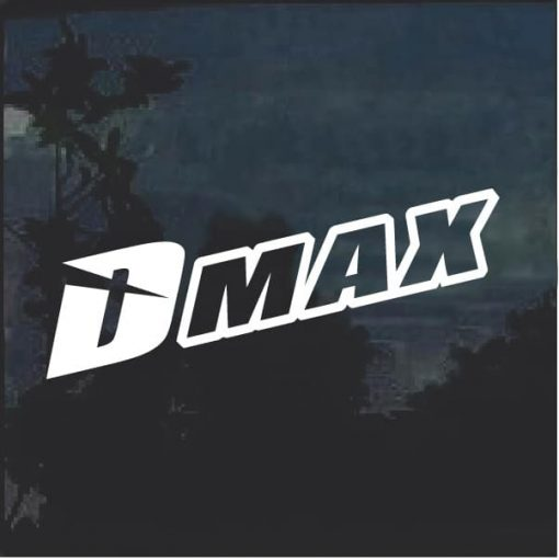 D-Max Duramax Diesel Truck Decal Sticker