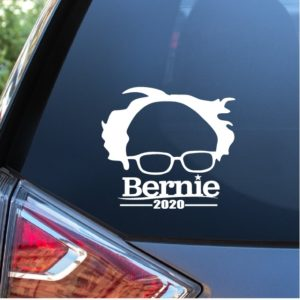 Bernie Sanders 2020 Decal Sticker