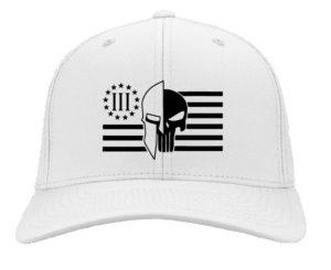 Molon Labe Spartan Flexfit hat