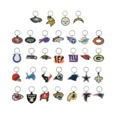 NFL Licensed Key chain
