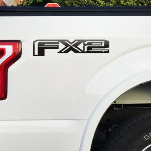 Ford FX2 F150 Die Bedside Graphics