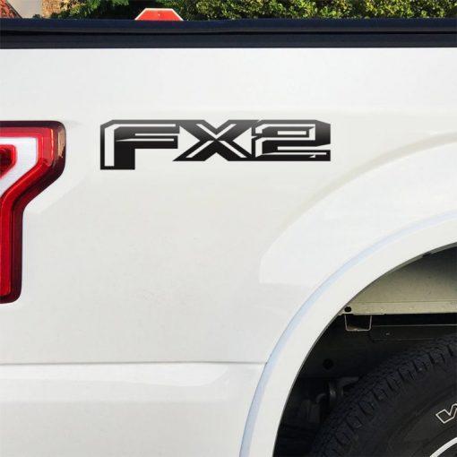 Ford FX2 F150 Die Bedside Graphics
