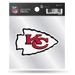 Kansas City Chiefs Arrowhead Die Cut Decal Sticker Officially Licensed