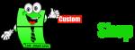 Custom Sticker Shop - Sticker Store Logo