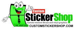 Custom Sticker Shop